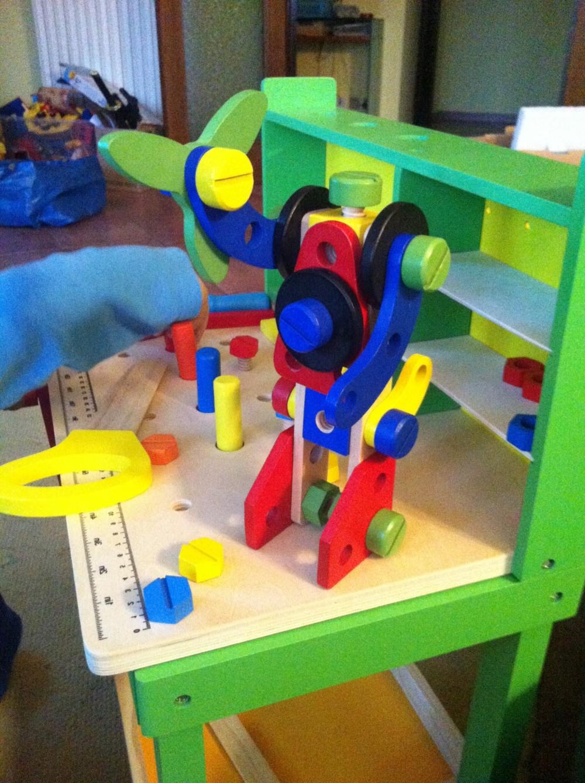 woody robot